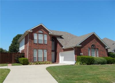 Frisco Single Family Home For Sale: 5405 Hill Haven Court