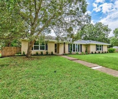 Plano Single Family Home For Sale: 1624 Westridge Drive