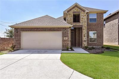 Mckinney Single Family Home For Sale: 3501 Delta Drive