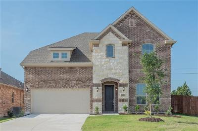 Mckinney Single Family Home For Sale: 3721 Delta Drive