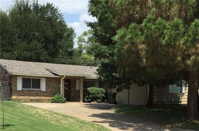 Arlington Single Family Home For Sale: 2707 Olympia Drive