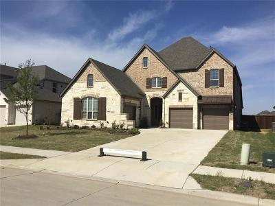 Prosper Single Family Home For Sale: 760 Walworth Drive
