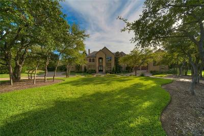 Flower Mound Single Family Home Active Contingent: 1705 Deer Path