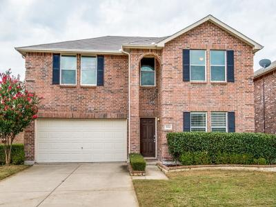 Frisco Single Family Home For Sale: 9661 Euclid Drive