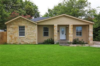 Dallas Single Family Home For Sale: 1257 Centerville Road