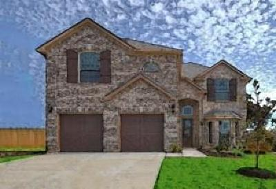 Fort Worth Single Family Home For Sale: 1632 Scarlet Crown