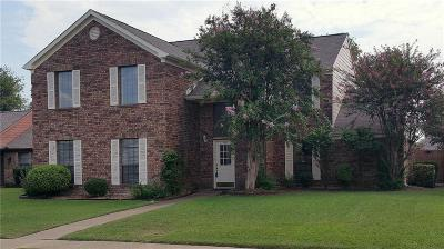 Mckinney Single Family Home Active Contingent: 2203 Summit Drive