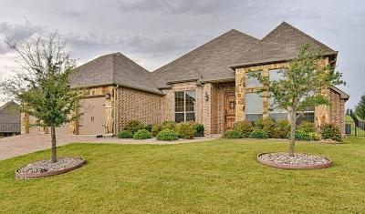 Fort Worth Single Family Home For Sale: 10901 Swift Current Trail