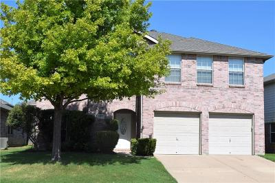 Fort Worth Single Family Home For Sale: 13137 Settlers Trail