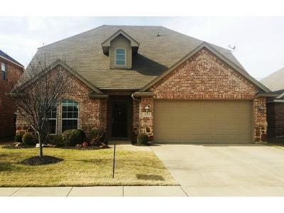 Fort Worth Single Family Home For Sale: 3157 Well Springs Drive