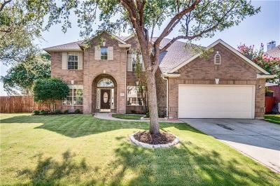 Flower Mound Single Family Home For Sale: 5912 Fox Glen Lane