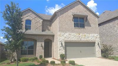 Little Elm Residential Lease For Lease: 817 Lake Meadow Lane