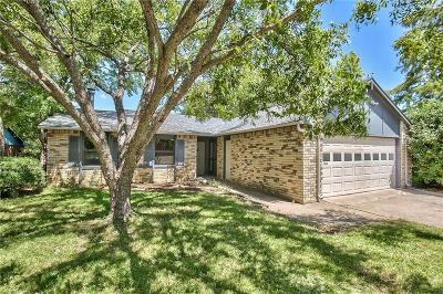 Arlington TX Single Family Home For Sale: $181,000