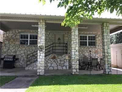 Eastland Single Family Home For Sale: 406 County Road 530