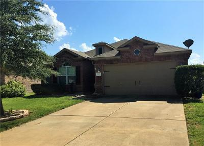 Forney TX Single Family Home For Sale: $179,900