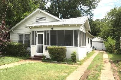 Dallas Single Family Home For Sale: 822 S Montclair Avenue