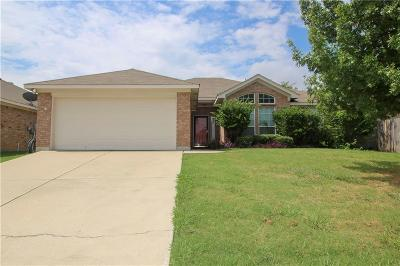 Johnson County Single Family Home For Sale: 613 Ridgehill Drive