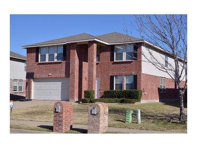 McKinney Single Family Home For Sale: 612 Rocky Springs Drive