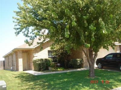 Single Family Home For Sale: 1508 Dun Horse Drive