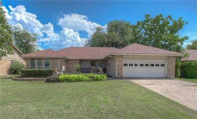 Benbrook Single Family Home For Sale: 1112 Timbercreek Road