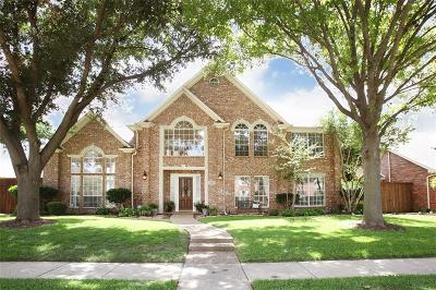 Plano Single Family Home For Sale: 4664 Old Pond Drive