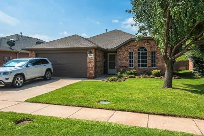 Fort Worth Single Family Home Active Option Contract: 12029 Gold Creek Drive