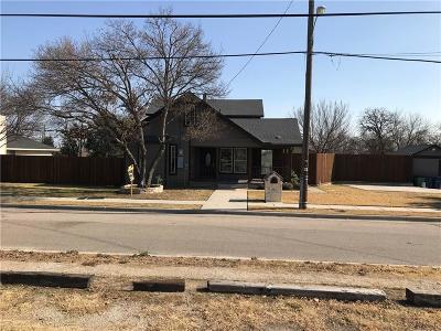 McKinney Single Family Home For Sale: 507 Wilcox Street