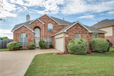 The Colony Single Family Home Active Option Contract: 3910 Steepleridge Drive