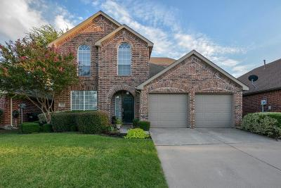 Frisco Single Family Home For Sale: 1849 Carson Lane