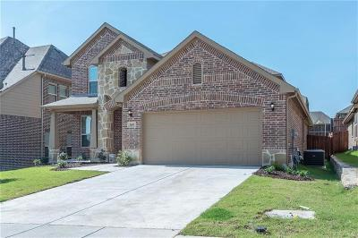 Mckinney Single Family Home For Sale: 3609 Trinidad Drive