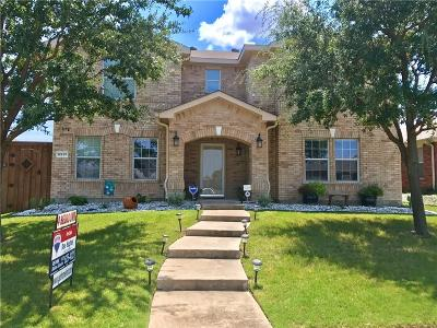 Frisco Single Family Home For Sale: 12297 Peak Circle