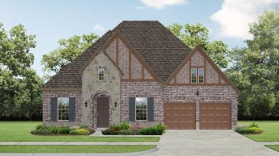 The Colony Single Family Home For Sale: 2816 Dorset