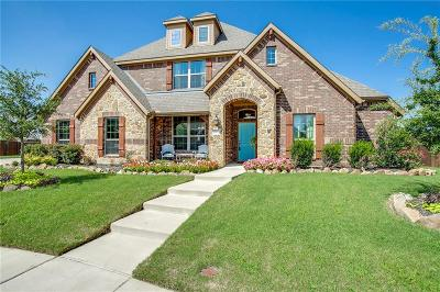 Rockwall Single Family Home For Sale: 3215 Burnet Circle