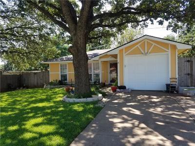 Arlington Single Family Home For Sale: 4006 Rye Glen Drive
