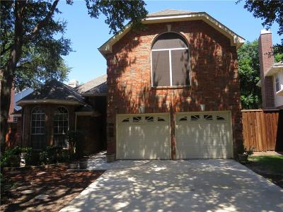 Dallas County Single Family Home For Sale: 600 Black Rock Court
