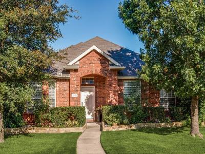 Allen Single Family Home For Sale: 1512 Heather Brook Drive