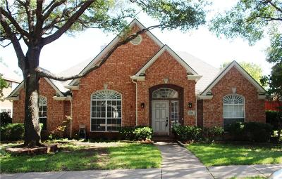Dallas County Single Family Home For Sale: 414 W Muirfield Road