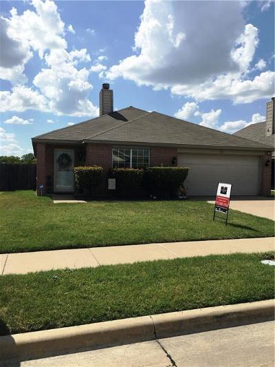 Waxahachie Single Family Home For Sale: 343 Creekside Way