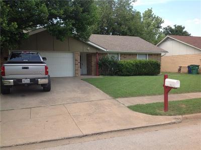 Watauga Single Family Home For Sale: 6021 Ridgecrest Drive