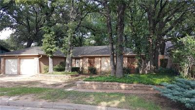 Tarrant County Single Family Home For Sale: 4203 Elmgrove Court