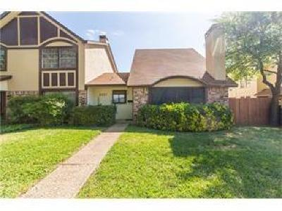 Carrollton Townhouse For Sale: 2007 Embassy Way