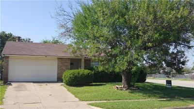 Denton County Single Family Home For Sale: 5400 Adams Drive