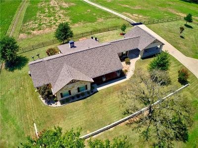 Mabank Single Family Home For Sale: 469 Vz County Road 2808