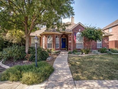 Allen Single Family Home For Sale: 1306 Glendover Drive