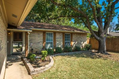 Euless Single Family Home For Sale: 604 Lamar Drive