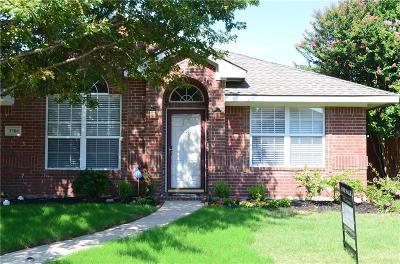 McKinney Single Family Home For Sale: 3708 Lauren Drive
