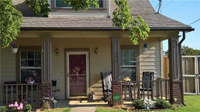 Alvarado Single Family Home For Sale: 309 E Patton Avenue