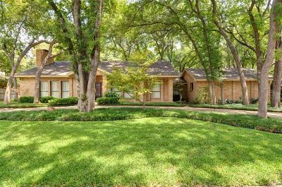 Fort Worth TX Single Family Home For Sale: $498,500