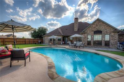 Kaufman Single Family Home For Sale: 2011 Pin Oak Drive