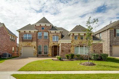 Little Elm Single Family Home For Sale: 13920 Signal Hill Drive